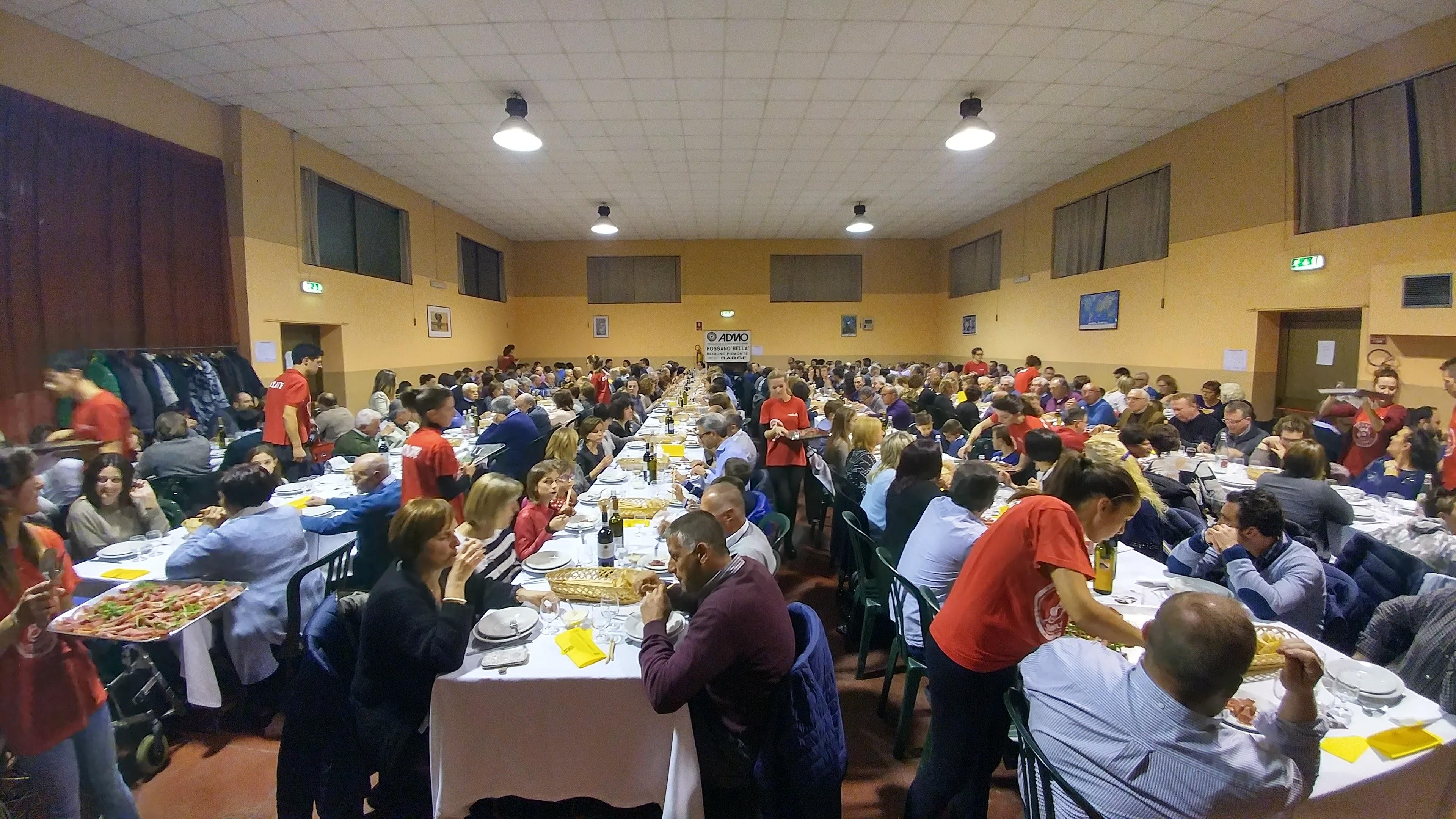 Il 30 marzo a Cardè: cena benefica