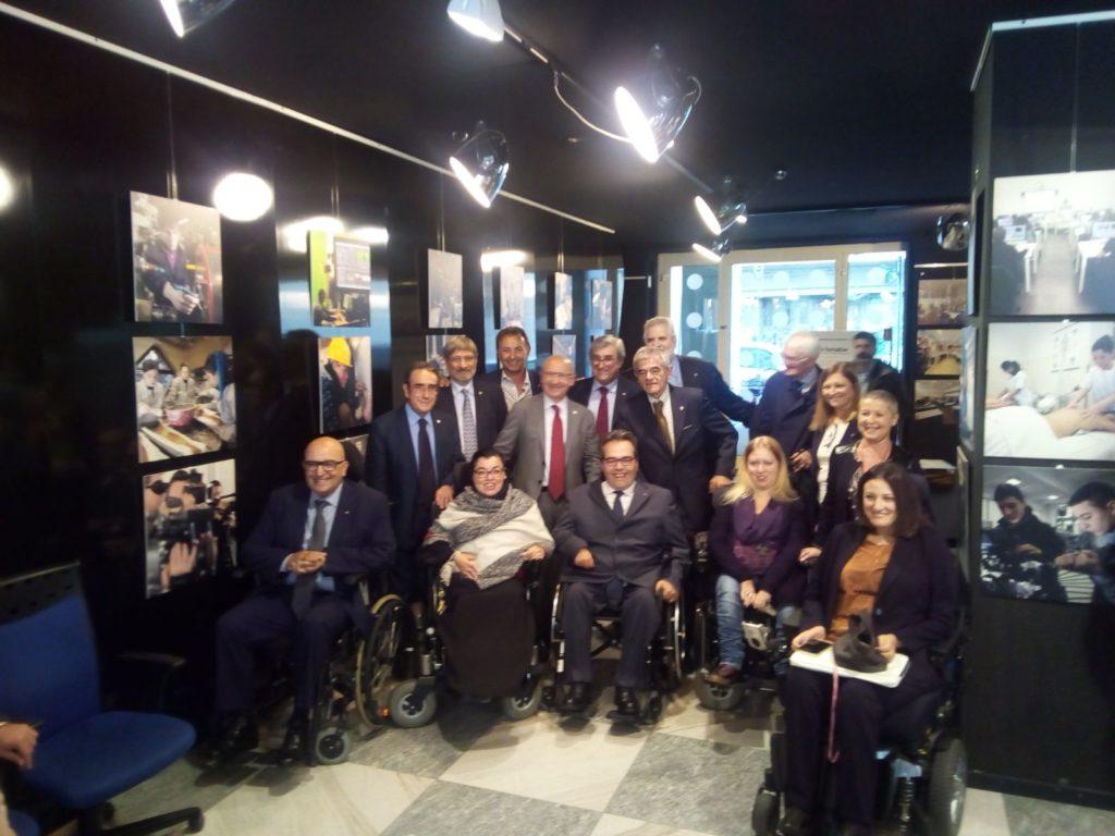 I partecipanti alla conferenza stampa in Regione Piemonte a Torino